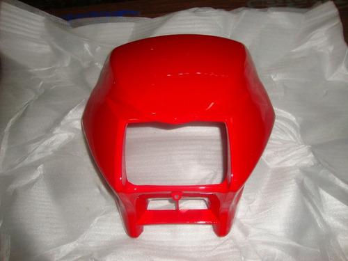 Cupulina Motomel Xplora 250 Roja - Dos Rueda Motos