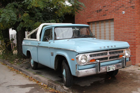 Pick-up Dodge 100