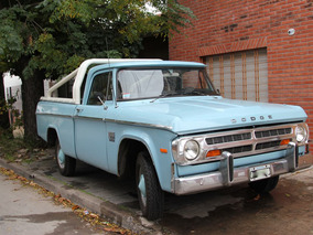 Pick-up Dodge 100