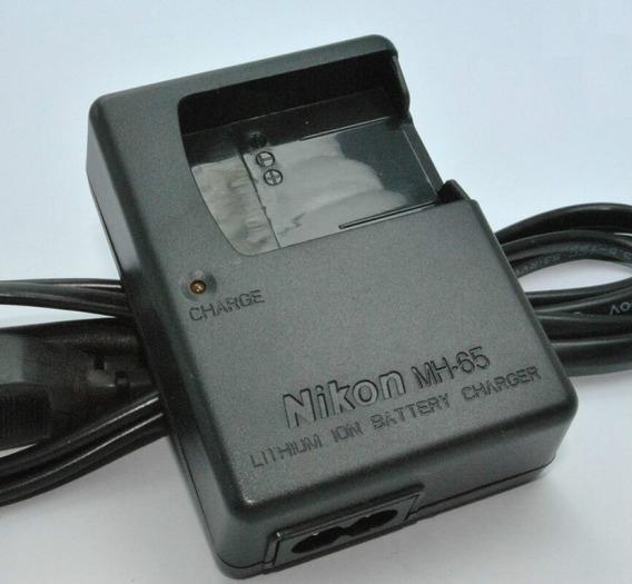 Carregador Nikon Mh-65 P/ En-el12 S6100 S6200 S6300 S70 P300