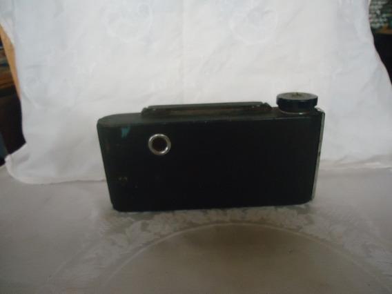 Máquina Fotográfica Ou Câmera Inglesa Antiga
