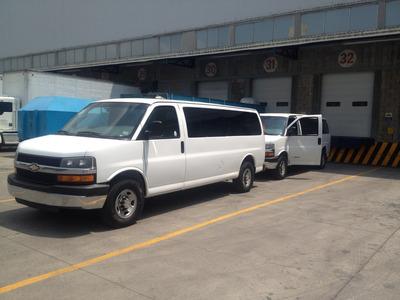 Renta De Camionetas Toyota Hiace, Express Van, Urvan