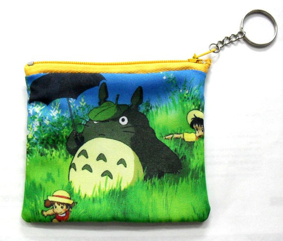 Monedero De Anime De Mi Vecino Totoro