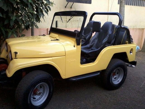 Jeep Willys 1971
