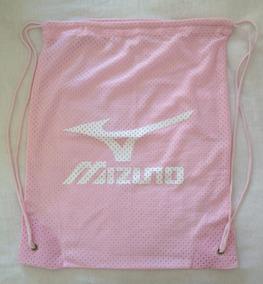 Bolsa /mochila / Sacola Mizuno: Rosa