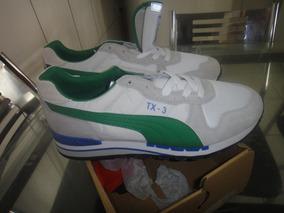 Tenis Original Casual Puma Modelo Tx-3 Nylon Lindíssimo