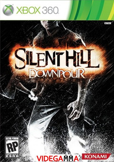 Silent Hill: Downpour (xbox 360) - Nuevo Y Sellado