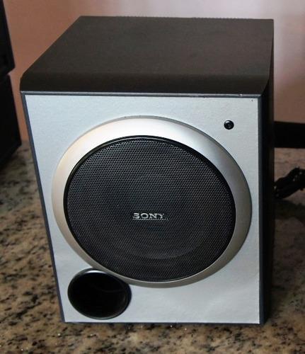 Vendo 01 Caixa Ativa Sony  + Cabo