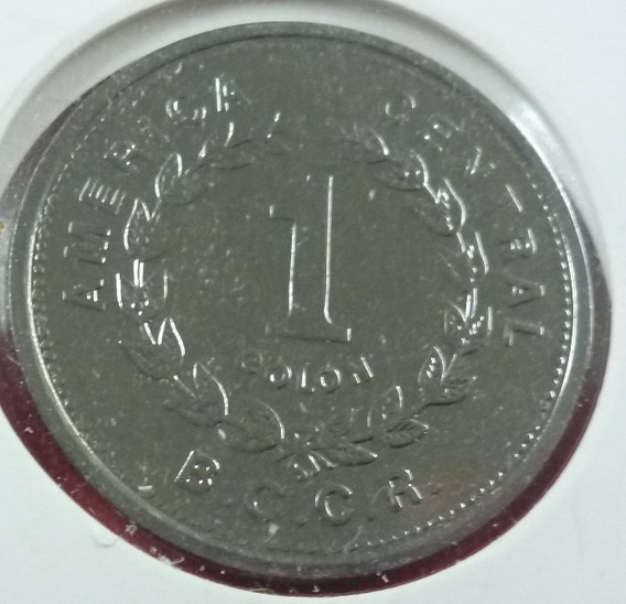 Costa Rica Moneda 1 Colon 1994
