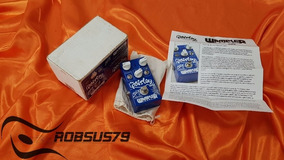Pedal Wampler Brad Paisley Distortion Signature