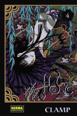 Manga Xholic Tomo 04 - Norma Editorial
