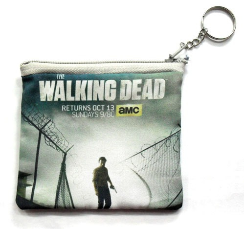 Monedero De Anime De The Walking Dead