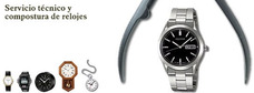 Reparación Service De Relojes Actuales - Antiguos Garantía4