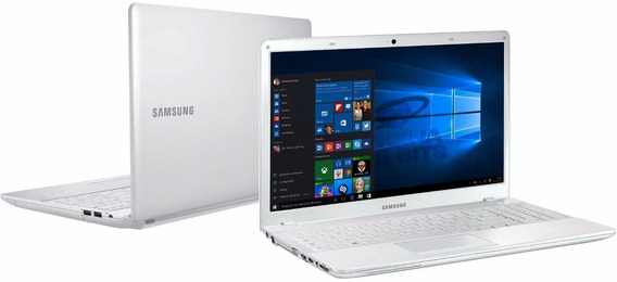 Notebook Samsung Expert X22 I5 8gb 1tb Led Hd 15,6 Branco