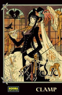 Manga Xholic Tomo 05 - Norma Editorial