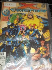 Hq Gibi X-factor 1 Especial Ano 1996