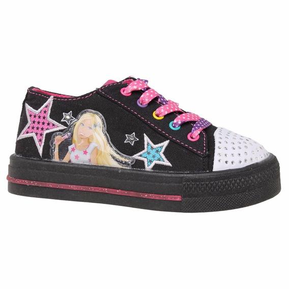 Zapatillas Barbie Con Luces Originales Addnice Mundo Manias