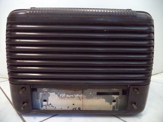 Rádio Antigo Metrotone Valvulado Em Baquelite/leia