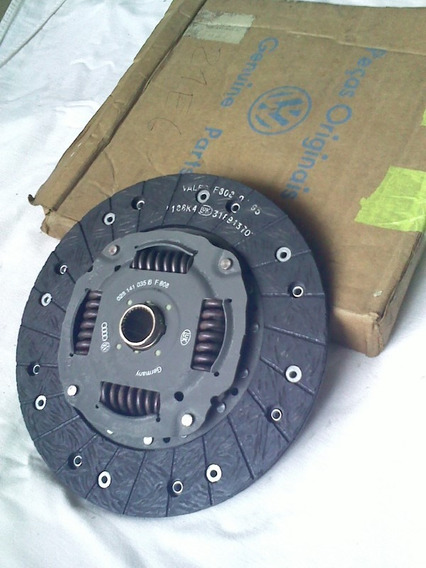 Disco Embreagem Polo Classic 1.9 Diesel 96 97 228mm Original