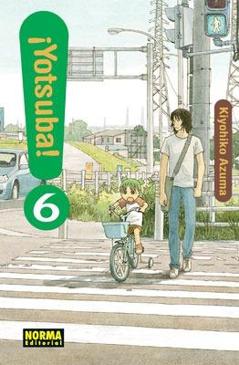 Manga Yotsuba Tomo 06 - Norma Editorial
