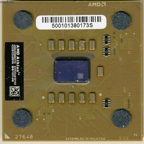 Processador Amd Athlon Xp P/n Axda2000dut3c