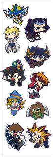 Plancha De Stickers De Anime De Yu-gi-oh!