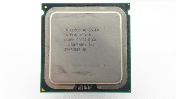 Intel® Xeon® E5310 8m Cache, 1.60 Ghz, 1066 Mhz Fsb