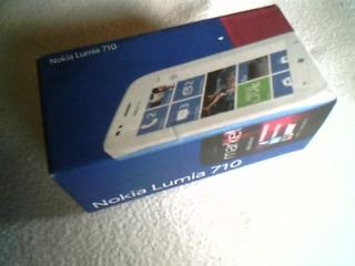 Cx Original De Celular Nokia Lumia 710