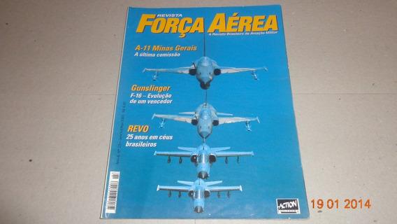 Revista Força Aérea Nº23 Jun/jul/ago 2001