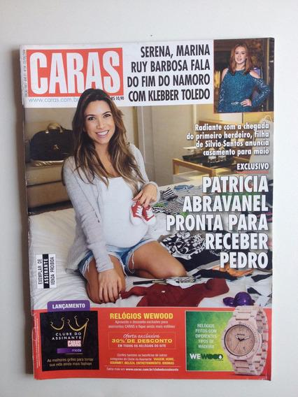 Revista Caras 1085 Patricia Abravanel Leopoldo I894