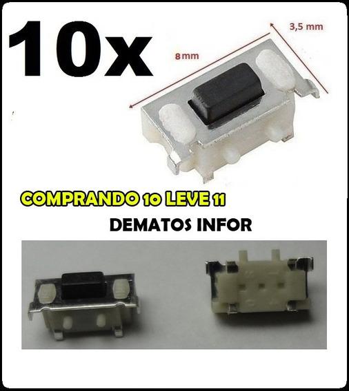 Chave Botão Power Ou Volume Tablet Navcity Nt-1710 10 Leva11