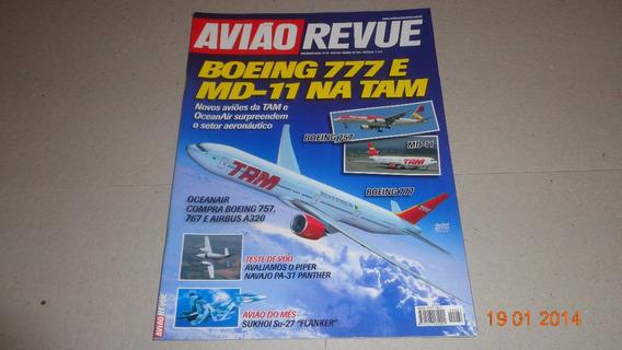 Revista Avião Revue Nº87 Dezembro 2006