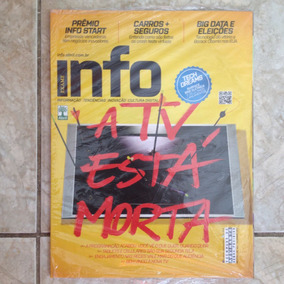 Revista Exame Info 324 Dez/2012 A Tv Está Morta