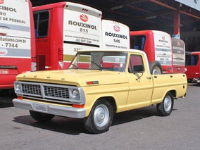 Pick Up Ford F100 78/79 Diesel Excelente Estado!