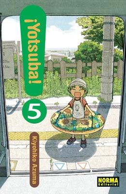 Manga Yotsuba Tomo 05 - Norma Editorial