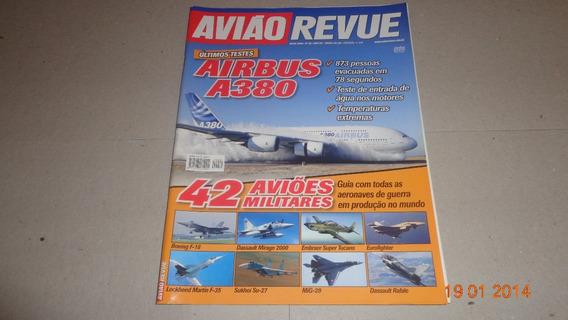Revista Avião Revue Nº82 Julho 2006