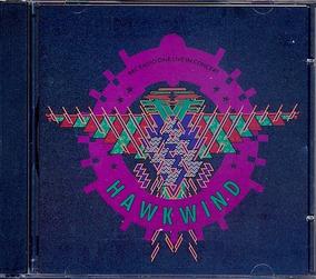 Hawkwind Cd Bbc Radio One Live Concert 1972 Lemmy