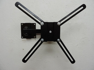 Suporte Articulado Tv Monitor Smart Led Lcd Plasma 15 A 42