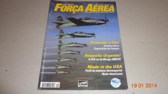 Revista Força Aérea Nº40 Set/out/nov 2005