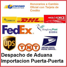 Servicio Importacion Puerta A Puerta Gestion En Aduana