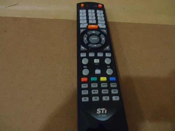 Controle Remoto Tv Led Semp Toshiba Sti Ct6390