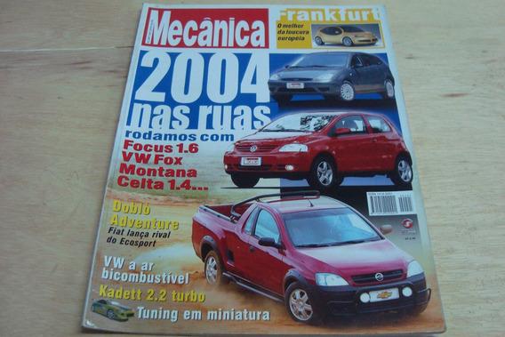 Revista Oficina Mecanica 205 / Nas Rua Frankfurt Focus Doblo