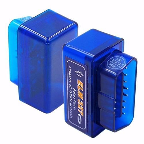 Scanner De Diagnostico Obd2 Auto Automotriz Elm327 Bluetooth