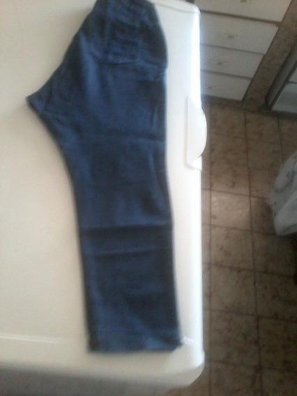 Pantalon Tiro Caido De Mujer