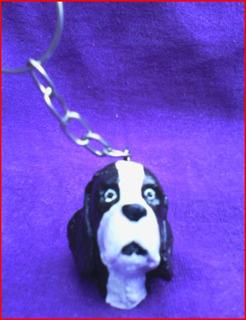 Lindo Chaveiro Cabeça De Beagle - Cachorro Cães De Raça