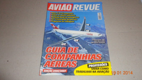 Revista Avião Revue Nº85 Outubro 2006