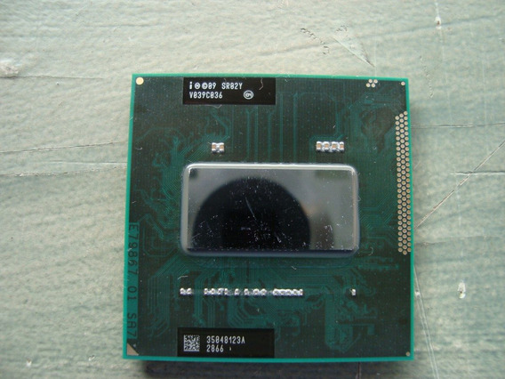 Processador Core @ I3 - 3110m - G2 Pga 988 - 2ª Geração Note