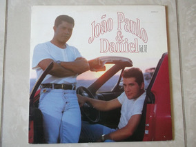 Lp João Paulo & Daniel: Vol 6 1995