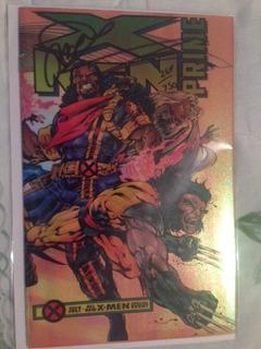 X-men Prime (1995) Df Signed 1