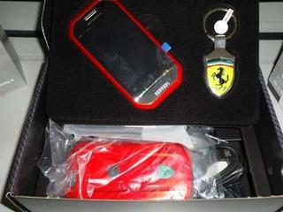 Nextel Iden I867 Ferrari Rojo Fire Nuevo En Caja Version 2,1